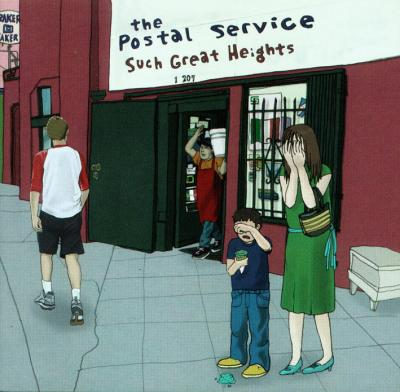 THE POSTAL SERVICE such great heights