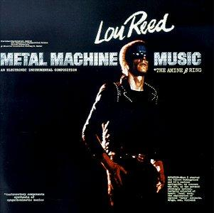 LOU REED metal machine music
