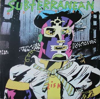 CHROME/MX-80/ THE RESIDENTS/ TUXEDOMOON subterranean modern