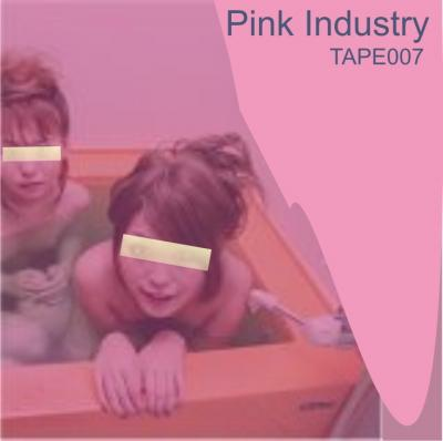 PINK INDUSTRY tape007