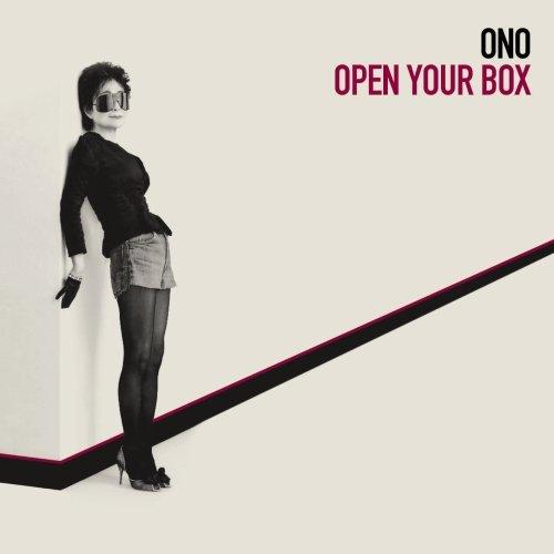 YOKO ONO open your box