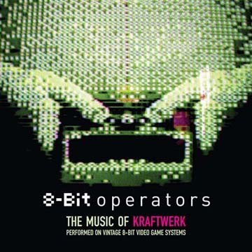 8 BIT OPERATORS- 8 bit tribute to kraftwerk