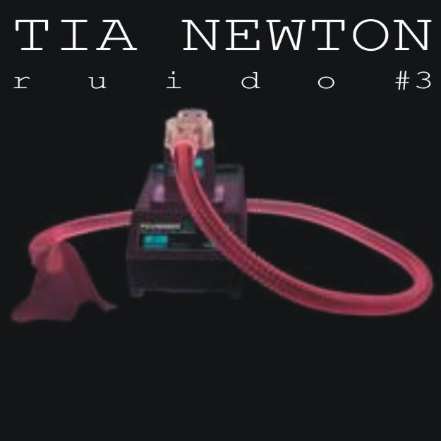 TIA NEWTON feat. babasónicos //ruido#3 //1993
