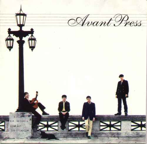 AVANT PRESS idem // 1996