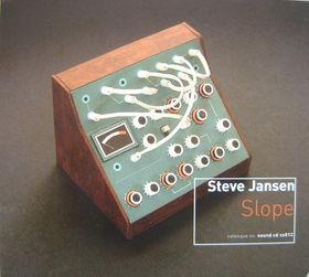 STEVE JANSEN slope